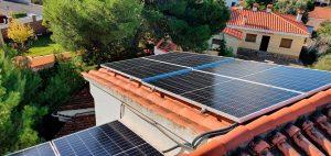 Autoconsumo Fotovoltaico Valencia Tejado